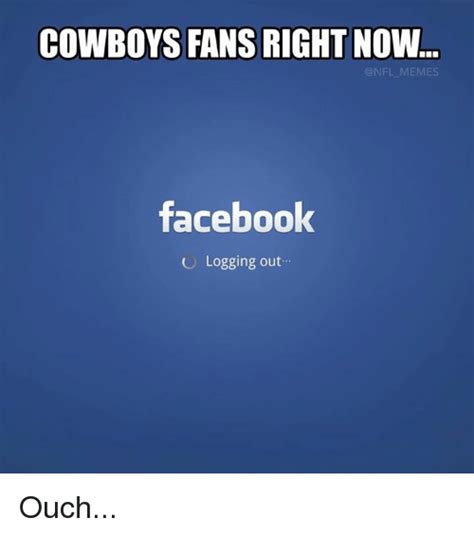 25+ Best Memes About Facebook Logging Out | Facebook ...