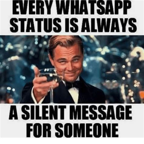 25+ Best Memes About Whatsapp Status | Whatsapp Status Memes