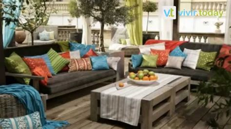 25 CREATIVAS IDEAS PARA DECORAR TU TERRAZA Y JARDIN   YouTube