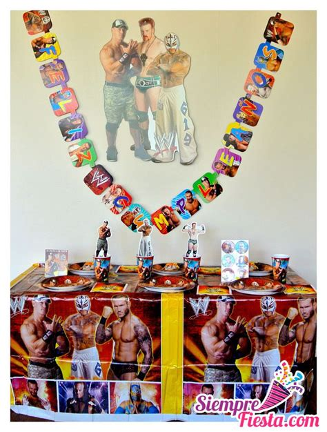 27 best images about Fiesta de la WWE on Pinterest ...