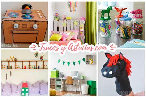 27 Increíbles Ideas de Reciclaje para habitaciones ...