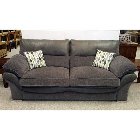 3 2 Seater Sofa Maxim 3 2 Seater Black   TheSofa