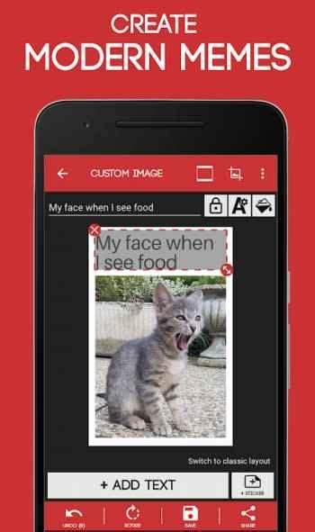 3 aplicaciones Android gratuitas para crear memes ...