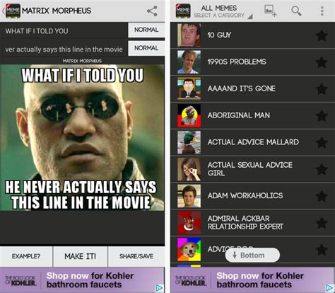 3 Great Android Tools to Make Memes On The Go