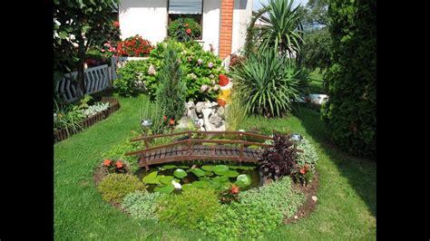 30 ideas en Hermoso jardin pequeño diseño   YouTube