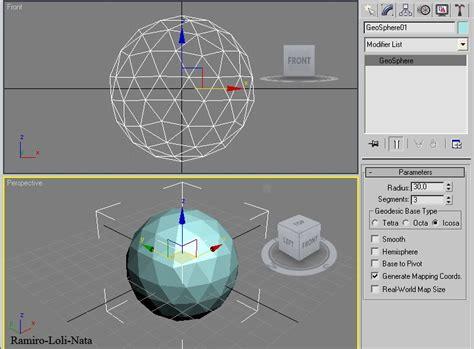 [3ds Max] Como hacer una pelota de fútbol en 3d max 2009