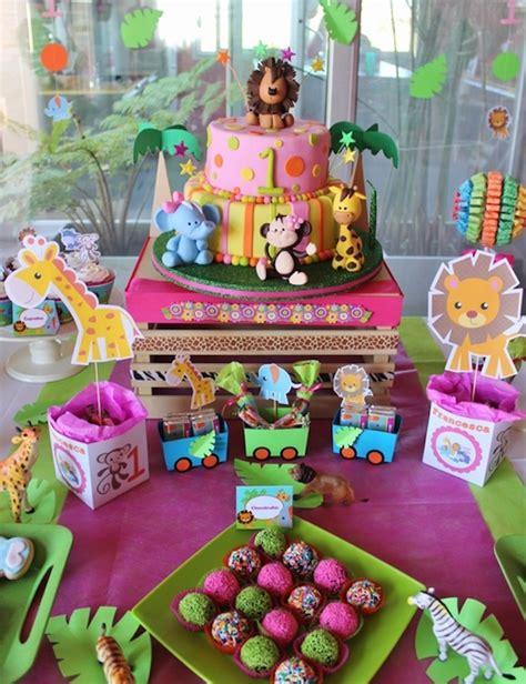 4 fiestas infantiles de animales   Pequeocio