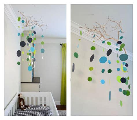 4 Manualidades para decorar la habitación del bebé ...