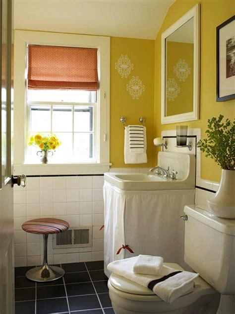 4 Tips to Help You with Decorating Your Tiny Bathroom ...