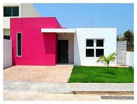 40 fotos e ideas de colores para fachadas de casas y ...
