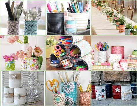+ 40 Ideas en imágenes para reciclar latas de conservas ...