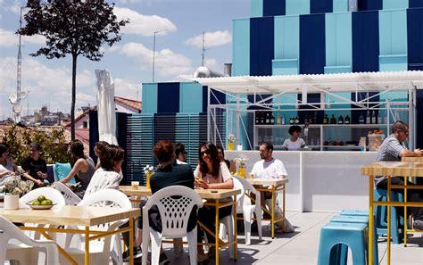 + 40 terrazas para tocar el cielo de Madrid   eat&love Madrid