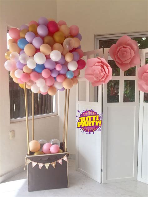 46 best Balloons Party Decorations, decoración de fiestas ...