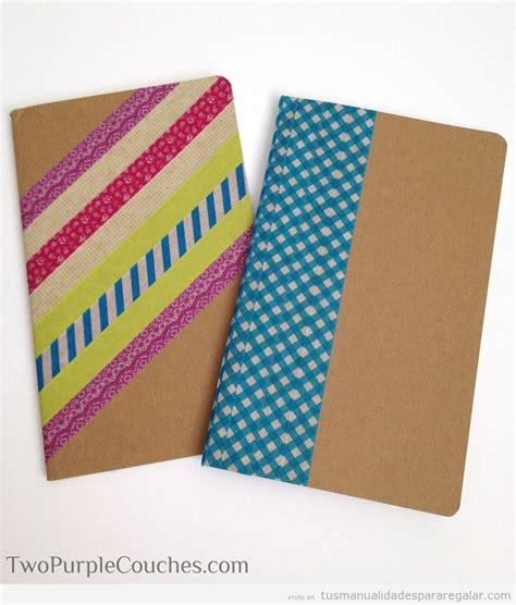 5 formas de personalizar un cuaderno para regalar ...