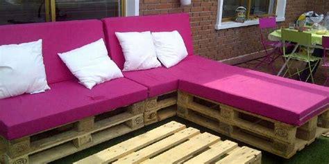 5 fotos para hacer una terraza chill out con palets
