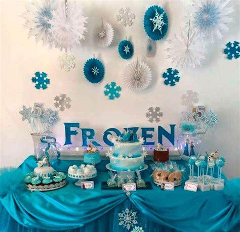 5 ideas para celebrar el cumpleaños de Frozen más mágico