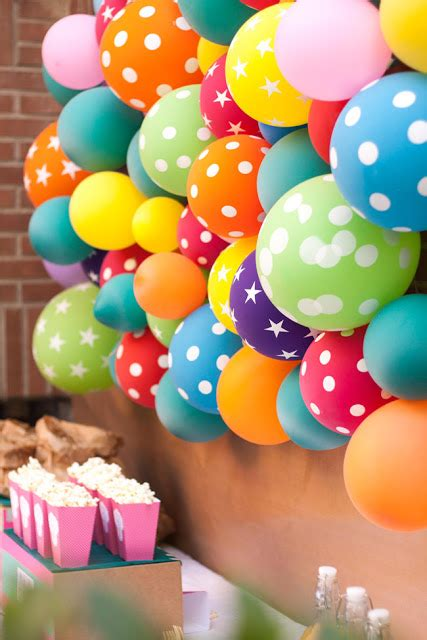 5 Ideas para Decorar con Globos   El blog de Blanqui