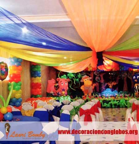 5 Ideas para fiestas infantiles y figuras creativas con globos