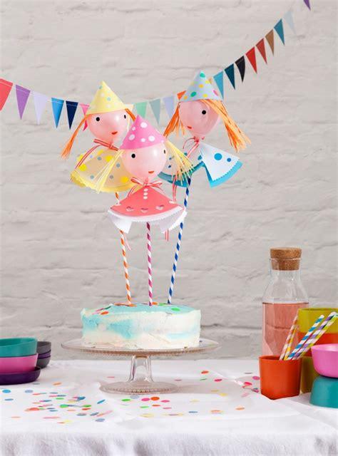 5 Increíbles Ideas con globos para fiestas de cumpleaños ...