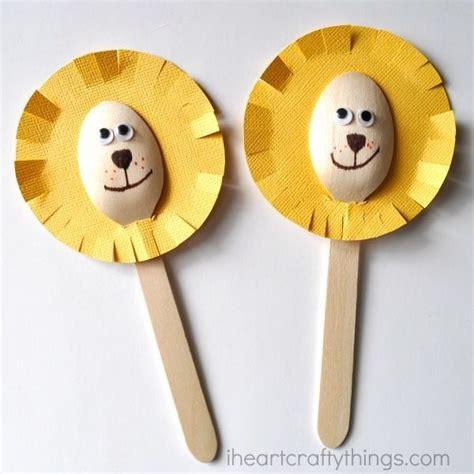 5 manualidades con cucharas para niños   Pequeocio