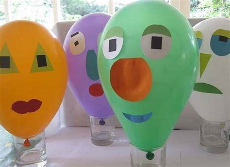 5 Manualidades con globos para decorar una fiesta infantil
