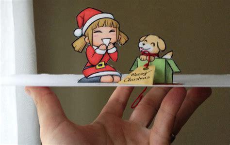 5 manualidades de Navidad en papel