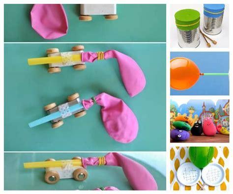 5 manualidades infantiles con globos   Pequeocio