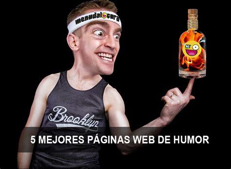 5 MEJORES PÁGINAS WEB DE HUMOR
