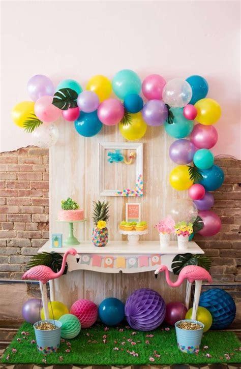 5 mesas decoradas para cumpleaños y fechas especiales