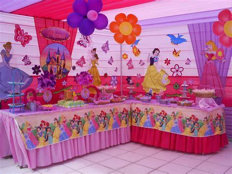 5 Pasos para decorar una fiesta infantil