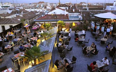 5 terrazas de Madrid para disfrutar del buen tiempo ...