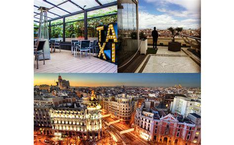 5 terrazas en Madrid con mucho más que buenas vistas ...