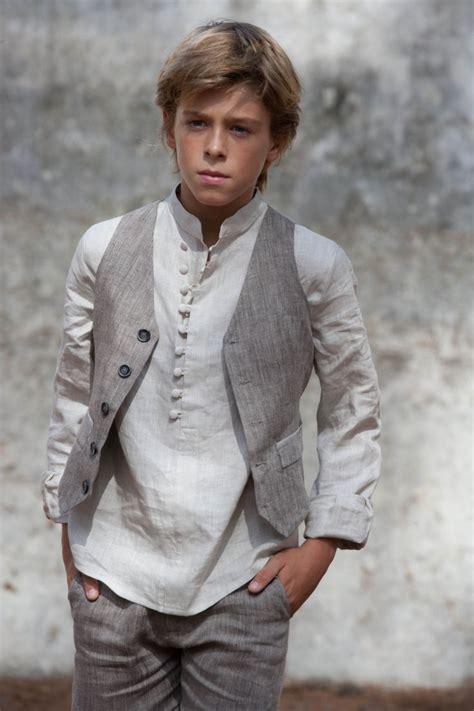 54 best trajes de gala para niños images on Pinterest ...