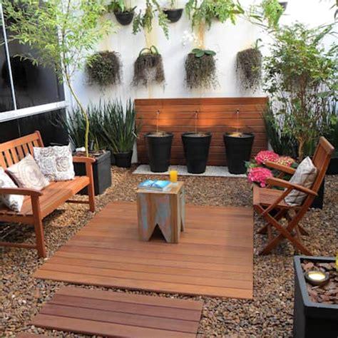 6 Maravillosas ideas para decorar patios pequeños