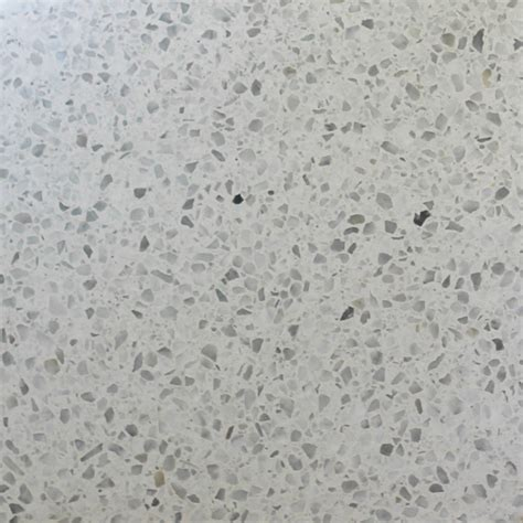 600x600x22mm Polished Carrara Terrazzo Italian Tile  #8021 ...