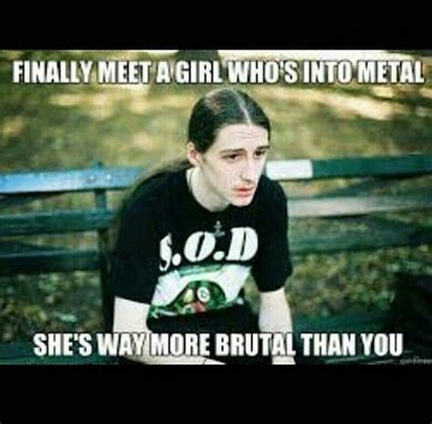 624 best images about Funny Metalhead s quote on Pinterest ...
