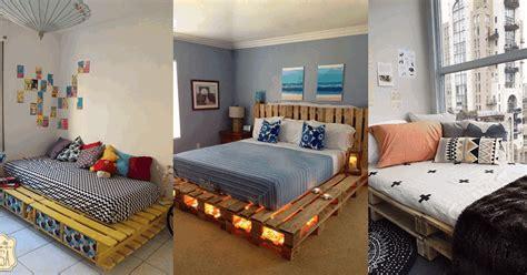 7 ejemplos de camas hechas con pallets que a muchos a ...