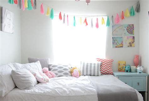 7 habitaciones infantiles decoradas con guirnaldas   Pequeocio