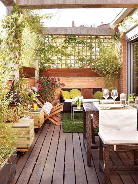 7 ideas para decorar balcones o terrazas   Decoración de ...