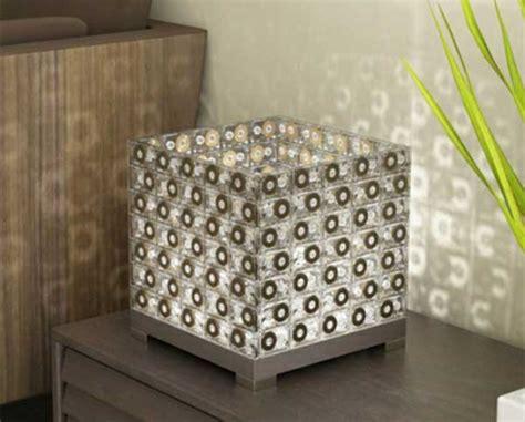 7 ideas para hacer una lámpara con materiales reciclados ...
