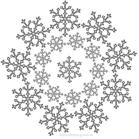 7 Mandalas de Navidad para colorear   Celina Emborg