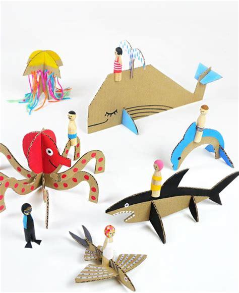 7 Manualidades infantiles inspiradas en el mar | DecoPeques