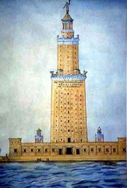 7 Maravillas del Mundo Antiguo   SobreHistoria.com