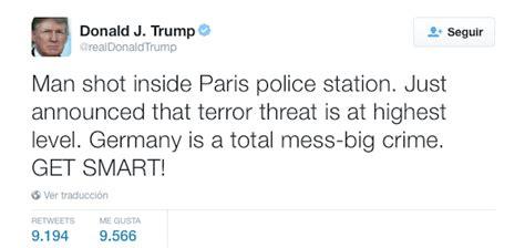 7 polémicos mensajes en el Twitter de Donald Trump en Pais ...