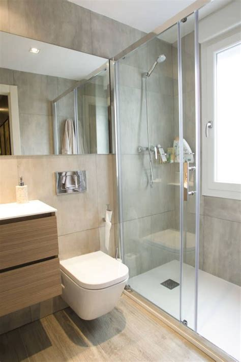 73+ ideas de decoración para baños modernos pequeños 【TOP ...