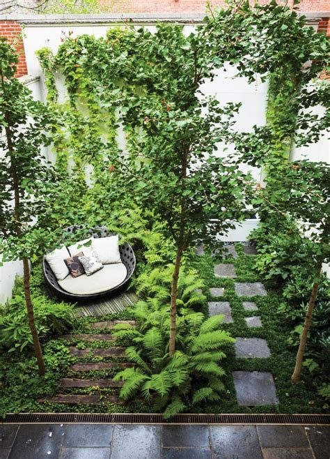 74 best Gardens: Small images on Pinterest | Small gardens ...