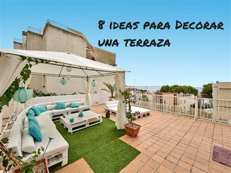 8 ideas para decorar una terraza con encanto   Blog Nova