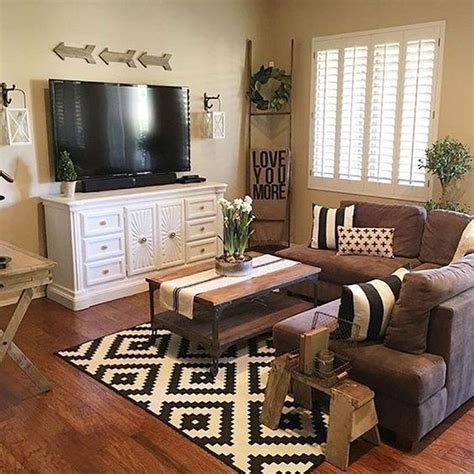 88 Rustic Farmhouse Living Room Decor Ideas   88homedecor