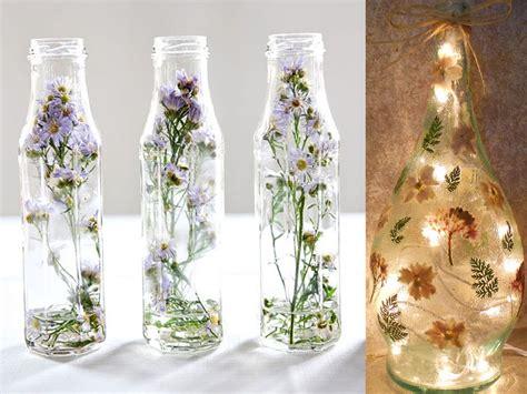 9 ideas de decoración con flores secas