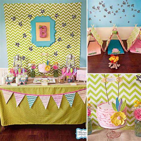 9 ideas para decorar un cumpleaños infantil de una niña ...